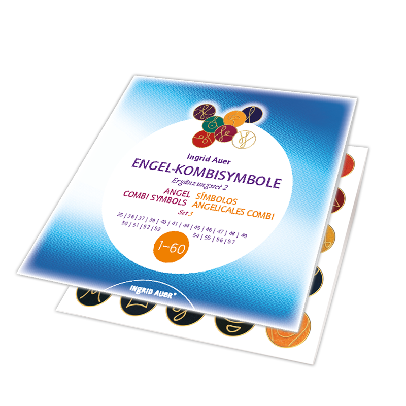 Energized Set 3 Angel Combi Symbols (140 pcs.)