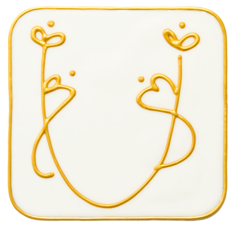 Symbol Mokales'ha - Lemurian Goddess of Reflection