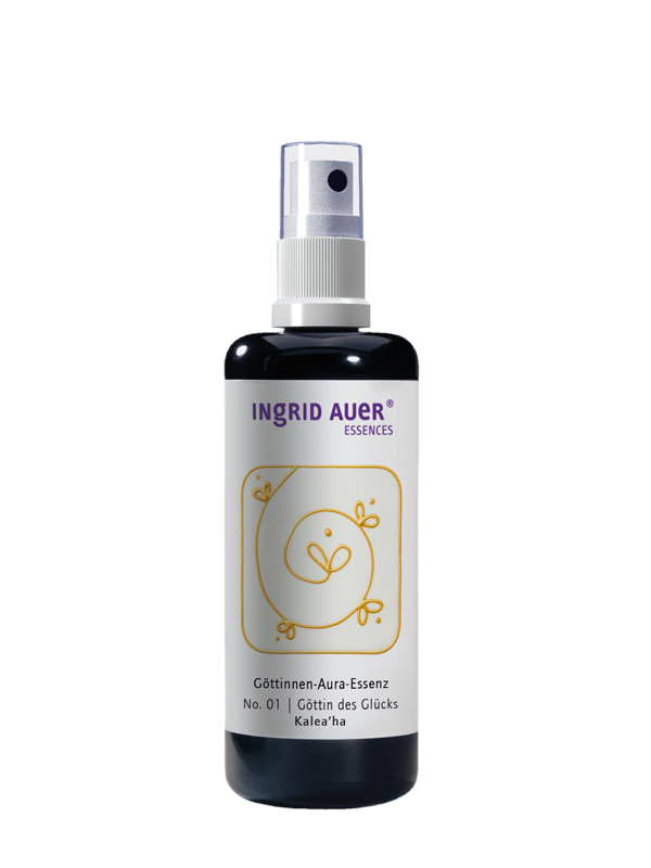 Aura Essence Lemurian Goddesses Kalea?ha - Goddess of Happiness; 100 ml