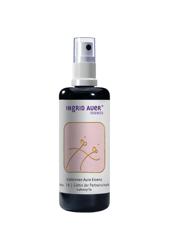 Aura Essence Lemurian Goddesses Lakany'la - Goddess of Partnership