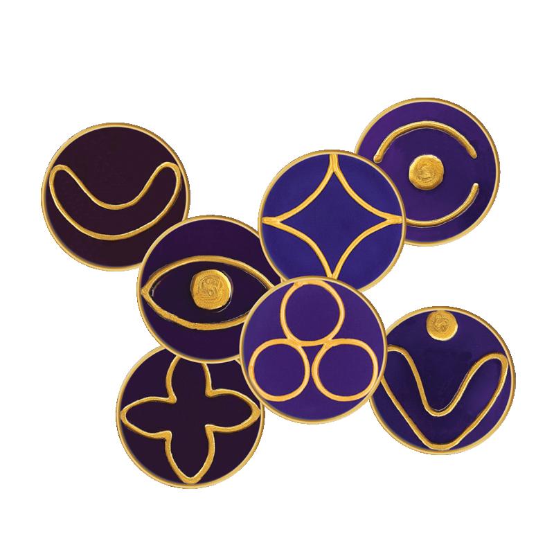 Angel Combi Symbols No. 01 Lariel