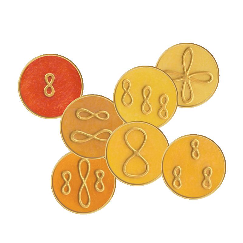 Angel Combi Symbols No. 06 Ramiel