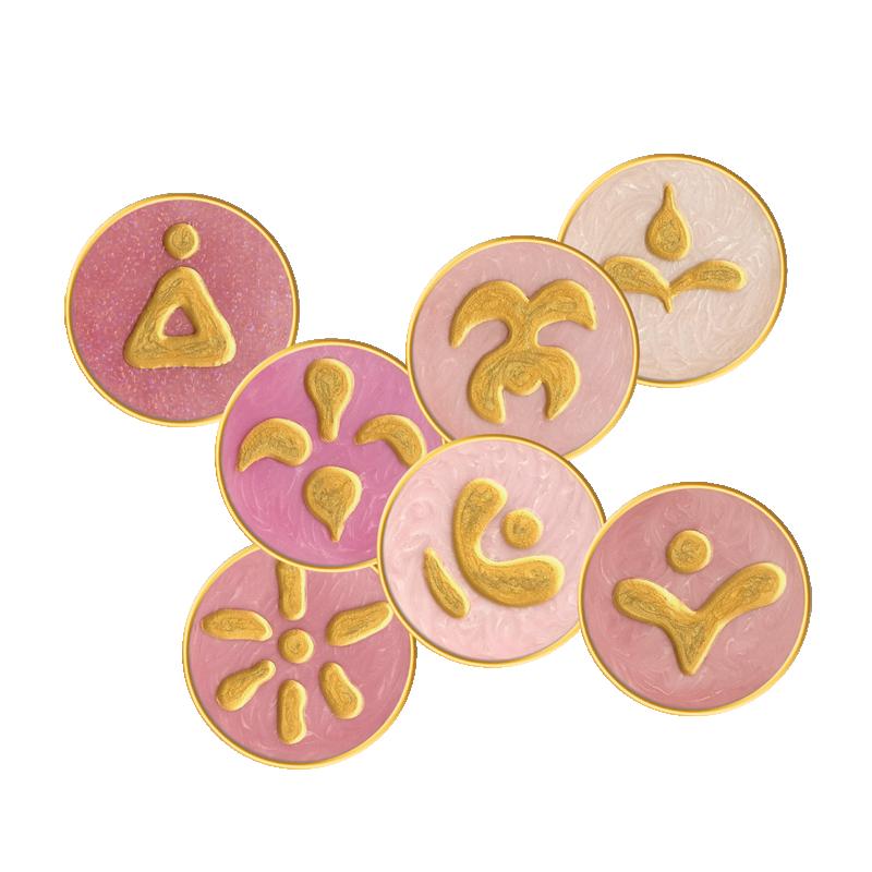 Angel Combi Symbols No. 20 Rakael