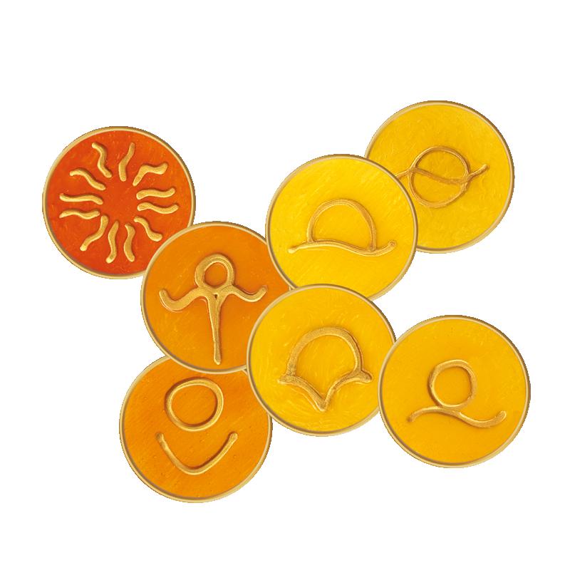 Angel Combi Symbols No. 22 Doriel