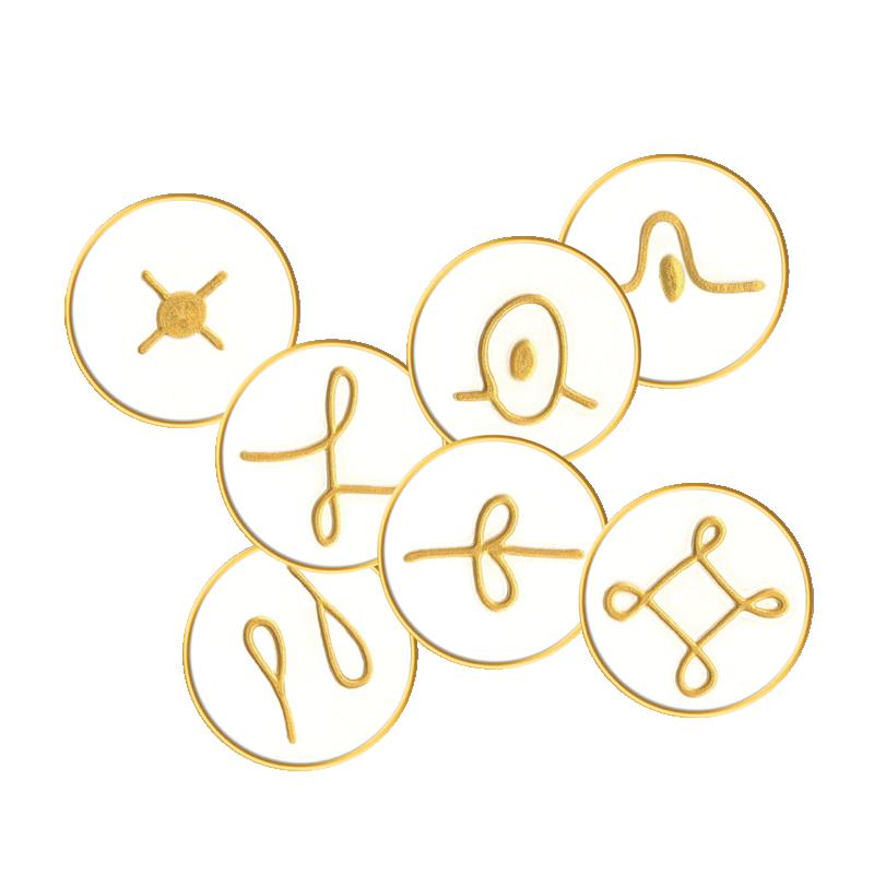 Angel Combi Symbols No. 23 Canael