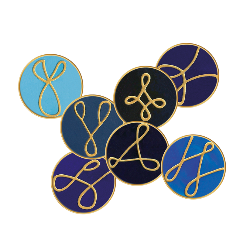 Angel Combi Symbols No. 31 Risael