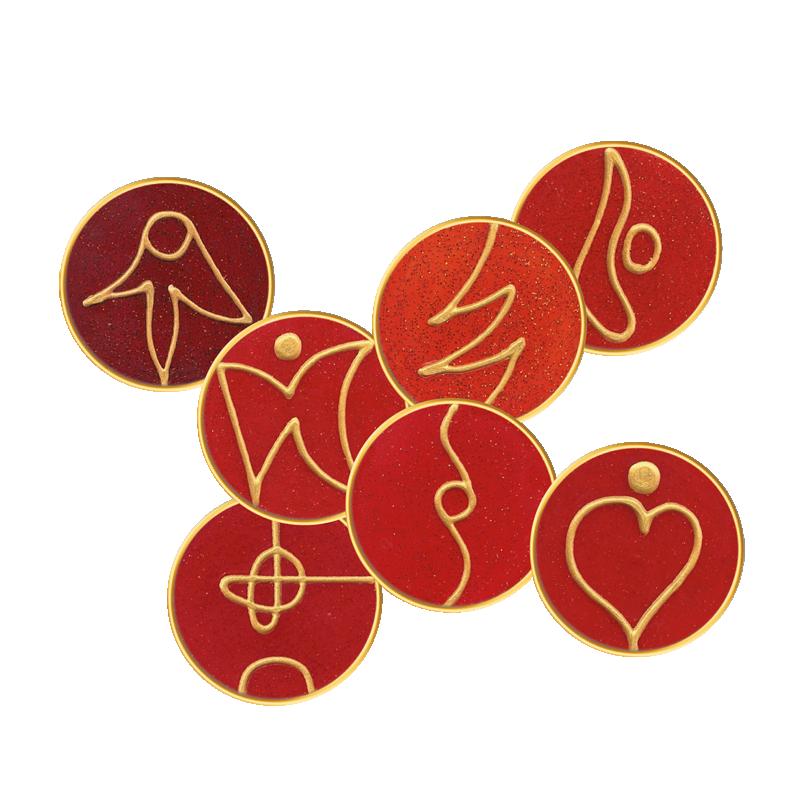 Angel Combi Symbols No. 40 Arkiel