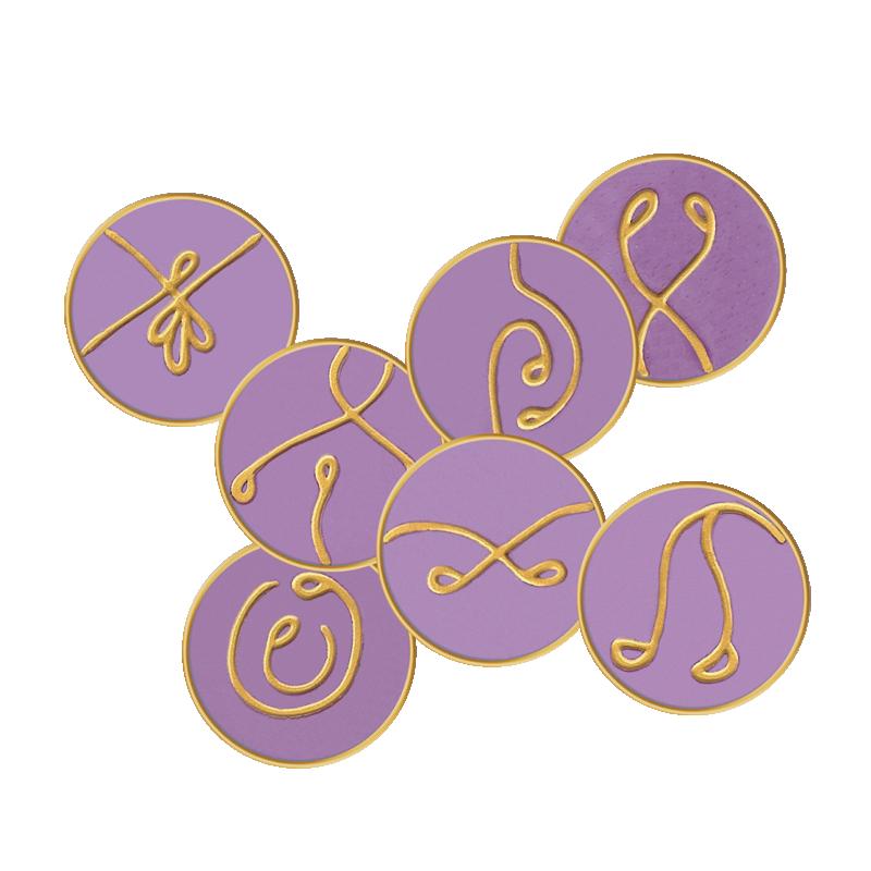 Angel Combi Symbols No. 50 Voniel