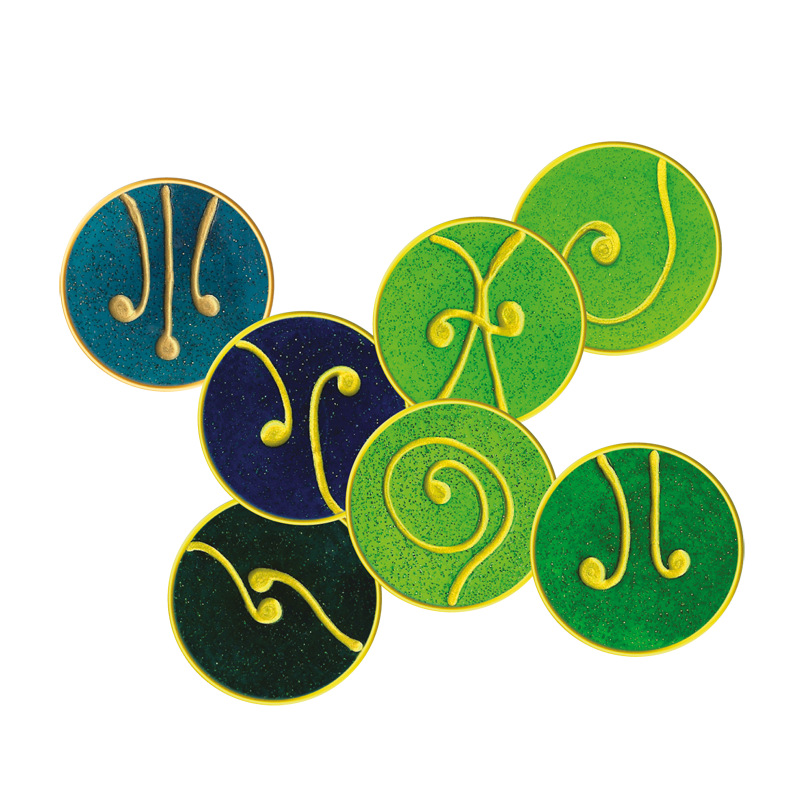 Angel Combi Symbols No. 51 Lithael