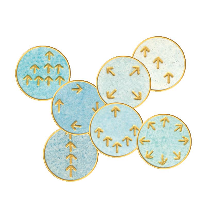 Angel Combi Symbols No. 55 Licael