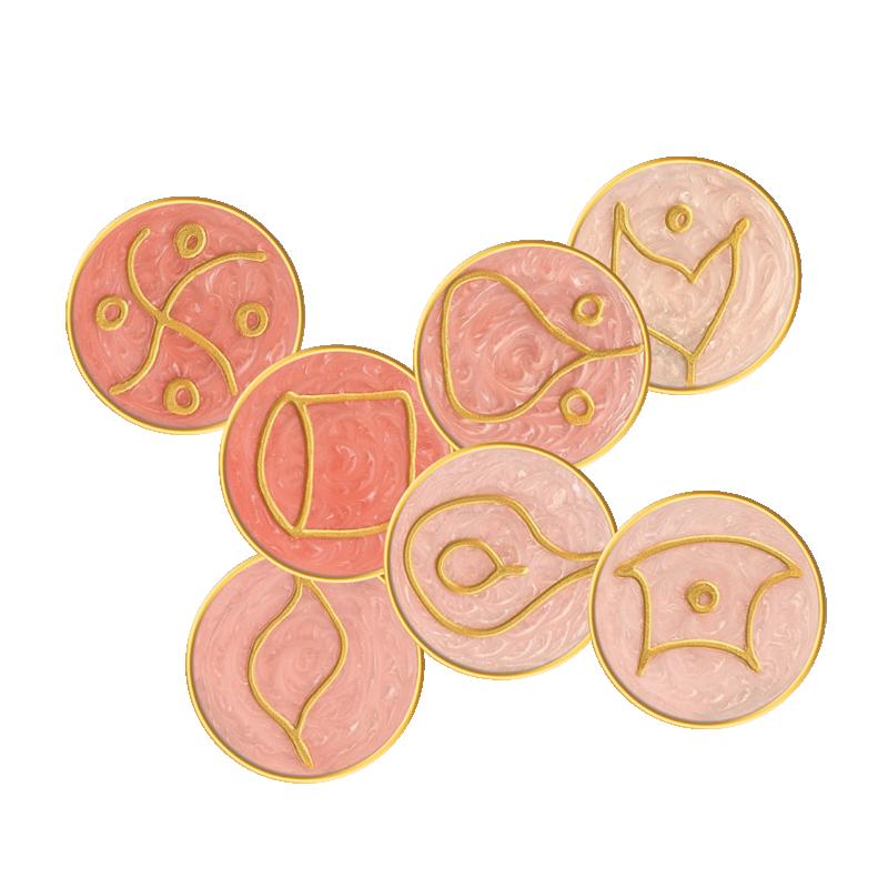 Angel Combi Symbols No. 56 Nirael