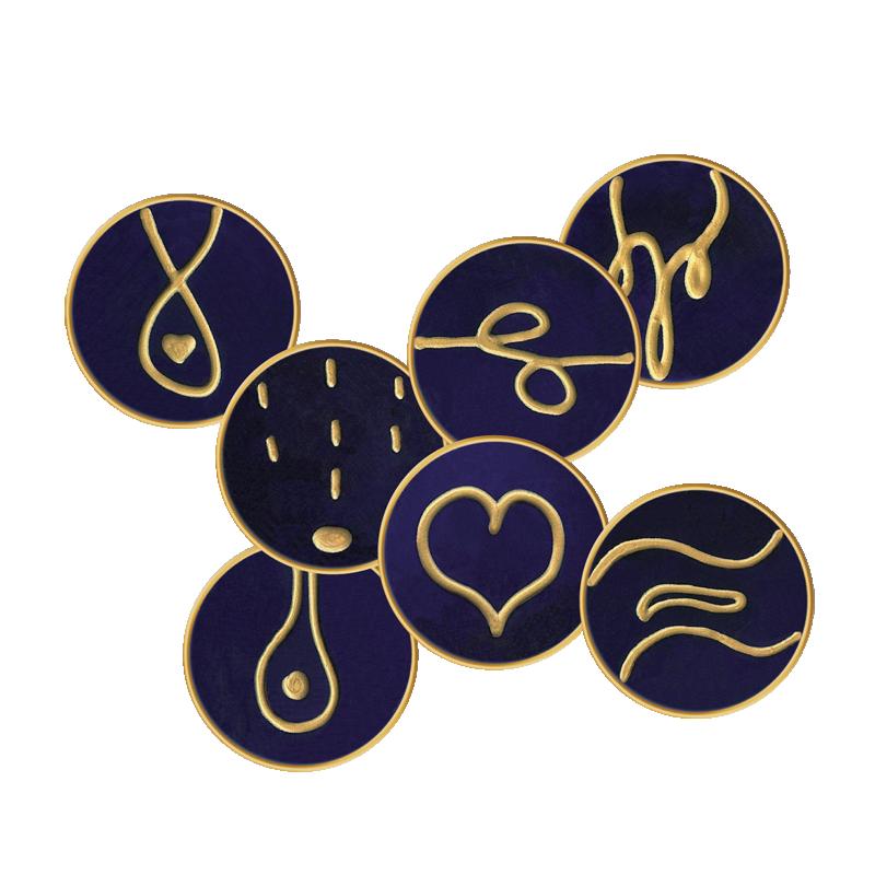 Angel Combi Symbols No. 60 Rilael