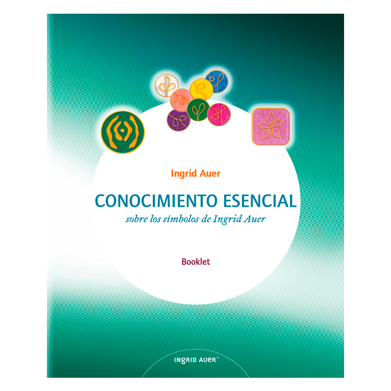 Booklet Conocimiento Esencial sobre los símbolos de Ingrid Auer