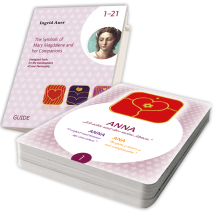Energized Card Set Mary Magdalene (trilingual GE/EN/ES) with Guidebook (English)
