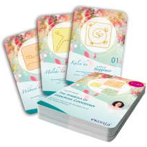 Energized Cards The Symbols of Lemurian Goddesses (English)
