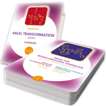 Energized Cards Transformation Symbols (trilingual GE/EN/ES) with Guidebook (English)