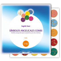 Guidebook Símbolos Angelicales-Combi with Symbol Set 1/KTS01 (Spanish)