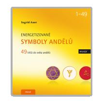 Book Energetizované symboly andelu (Czech)