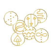 Angel Combi Symbols No. 67 Ahsiel