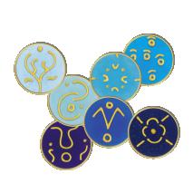 Angel Combi Symbols No. 69 Egyel