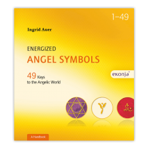 Book with Cards Angel Symbols 1-49 (English)